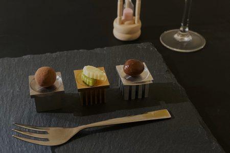 【金属切削加工で作る新しい食体験】 東京ビジネスデザインアワード