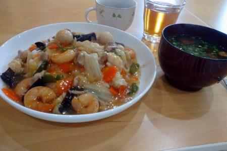 【今週のランチ】中華丼🍚